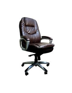 Kėdė biurui FOCUS (ruda)