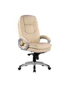 Kėdė biurui FOCUS (kreminė)