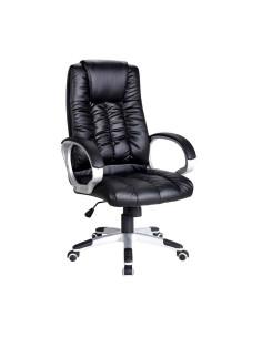 Kėdė biurui BOSS (juoda)