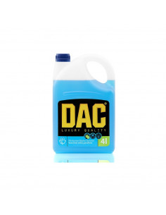 Langų stiklų ploviklis DAC vasarinis, 4 litrai