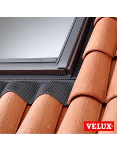 Stogo lango tarpinė, dangos profilio aukštis iki 120mm EDW0000 VELUX 66x118cm FK06