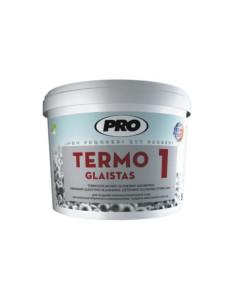 Glaistas TERMO 1, termoizoliacinio sluoksnio sudarymui, 10L