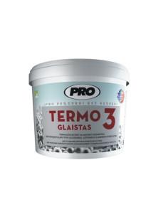 Glaistas TERMO 3, termoizoliacinio sluoksnio sudarymui, 10L