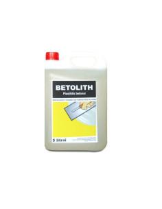 Plastiklis - betoną plastifikuojantis įmaišinis priedas BETOLITH 5L