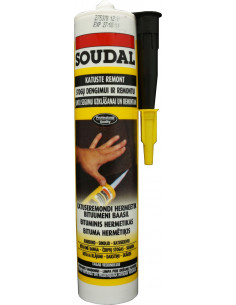 Mastika stogui Soudal Roof Repair 300ml