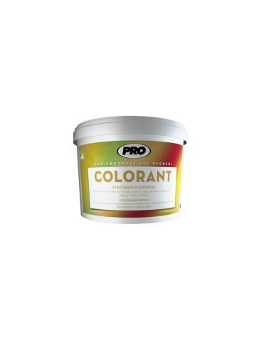 Statybinis pigmentas COLORANT PRO mūro, tinko ir betono mišinių spalvinimui 1.5kg raudonas