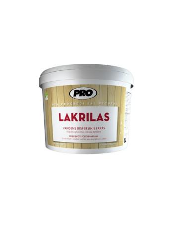 Lakas sienoms LAKRILAS -VB PRO 0.9L
