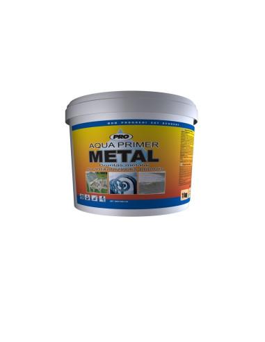 Gruntas AQUA PRIMER METAL 3 kg (pilkas)