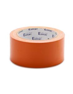 Apsauginė juosta PVC lygi plotis 50mm, ilgis 33m