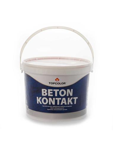 Specialus gruntas, neįgeriantiems paviršiams Beton Kontakt Topcolor 4,5kg