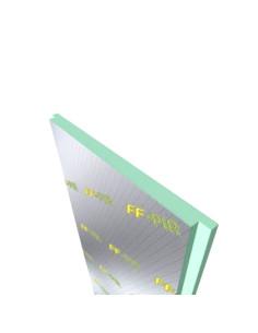 Poliuretano plokštė su folija FF-PIR 40 ALS, storis 40mm, matmenys 600x2400mm