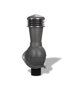 Ventiliacijos kaminėlis Perfekta K-53 Grafito RAL7024