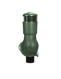 Ventiliacijos kaminėlis Perfekta K-49 Žalias RAL6020