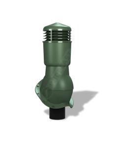 Ventiliacijos kaminėlis Perfekta K-55 Žalias RAL6020