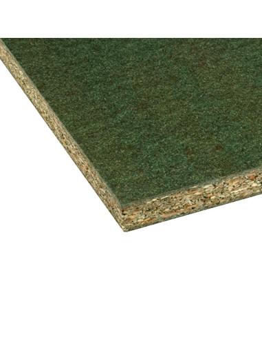 Durelis - medžio drožlių plokštė 10mm x 2800x1196