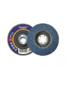 Diskas šlifavimo lapelinis Specialist 125 ZK60