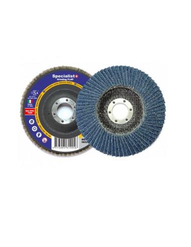Diskas šlifavimo lapelinis Specialist 125 ZK40