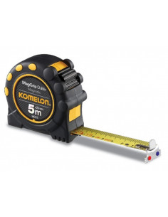 Ruletė Komelon MagGrip Dublx 3mx25mm