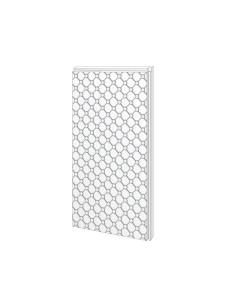 Formuotos EPS 150 plokštės šildomoms grindims, storis 30mm, polistireninis putplastis [Lietuva]