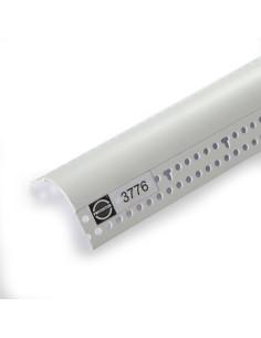 PVC išorinis suapvalintas kampas 3776 3.05m