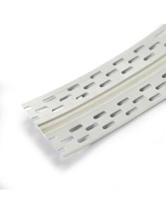 PVC deformacinis profilis 3750 paslankioms siūlėms sienose ir lubose formuoti 25m