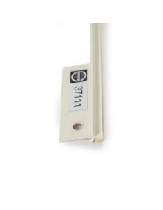 PVC profilis skirtas angokraščių apdailai tiek patalpų viduje, tiek išorėje 37111 3.0m