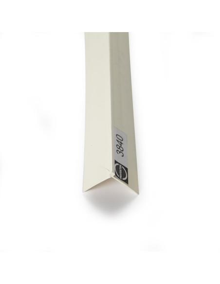 PVC apsauginis profilis, naudojamas klijuojant įvairių rūšių storus tapetus 3840 2.6m