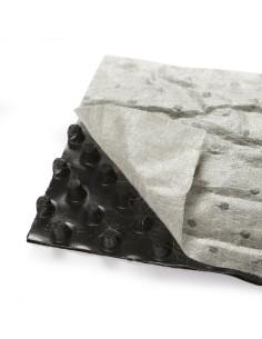 membranos drena ui hidroizoliacijai. Black Bedroom Furniture Sets. Home Design Ideas