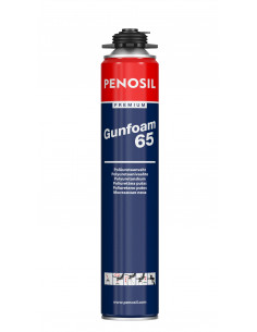 Putos montavimo Premium Gunfoam 65 900ml PENOSIL