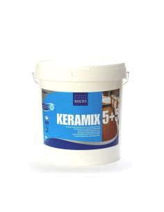 Hidroizoliacija dviejų komponentų Keramix 5+5, 10kg KIILTO