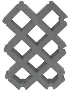 Akyta plokštė su sujungimais