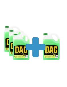 Rinkinys 4 už 3 kainą - DAC Stiklų ploviklis -25C 4L