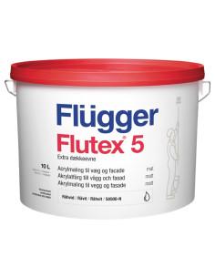 Dažai Flugger Flutex5 9.1L