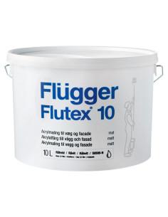 Dažai Flugger Flutex10 10L