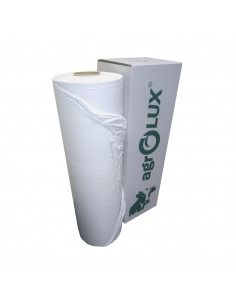 Šienainio pakavimo plėvelė AgroLUX® AgroStretch® Baltos spalvos