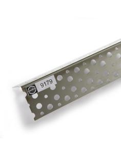 Kampas glaistymo aliuminis 90° 45x45mm 3.0m 9179