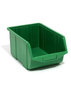 Dėžutė Ecobox vidutinė žalia (25 x 16 x 13 cm)