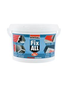 Klijai hibridinio polimero pagrindu Fix All Floor & Wall, Soudal 4kg