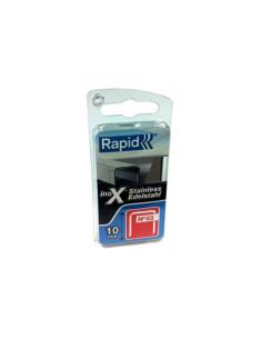 Kabės nerūdyjančio plieno Rapid 8mm TYP No 53 [1080 vnt]