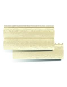 Fasadinė apkala 'BlockHouse', viengubas, rausvai pilkas