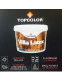 DAŽAI TOPCOLOR VILLA LATEX, 10 L (pasirenkama spalva iš 12 spalvų)