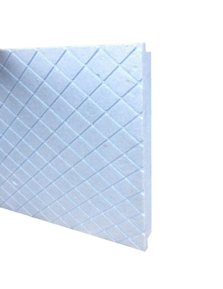 Putų polistireno formuota plokštė EPS150 Terrapor 80x600x1200, vandens neįgeriančios
