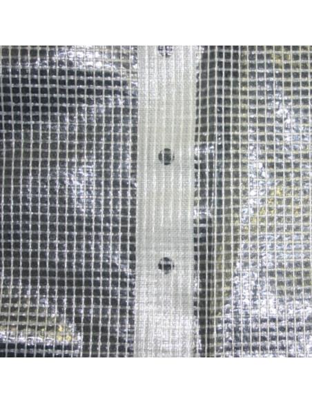 Pastolių Plėvelė 4 x 45m [180m2] skaidri, armuota