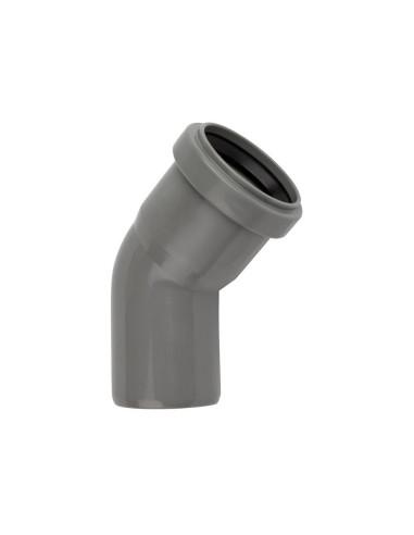 Alkūnė vidaus kanalizacijos PP 50mm / 30*