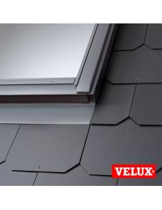 Stogo lango tarpinė, dangos profilio aukštis iki 120mm EDW0000 VELUX 55x78cm CK02