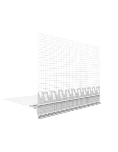 PVC profilis 600 nulašėjimo su...