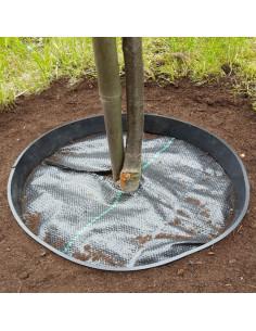 Bortas trinkelėms, plastikinis vejos bortelis 1000mm