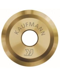 Ratukas glazuruotų plytelių pjaustymo prietaisui (titanas) Kaufmann