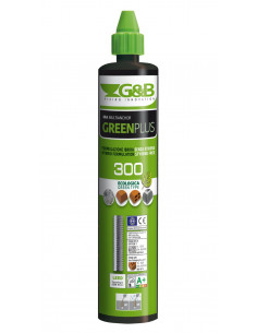 Cheminis ankeris MA Green Plus G&B Fissaggi