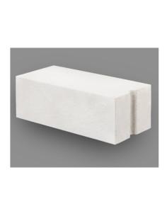 Akytojo betono (dujų silikato) blokeliai CLASSIC 100x200x200mm, BAUROC